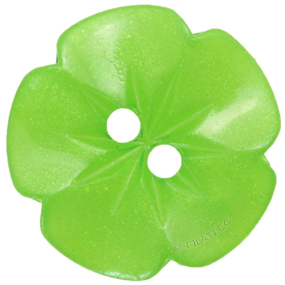 UNION KNOPF 26533/15mm | 24-verde maggio