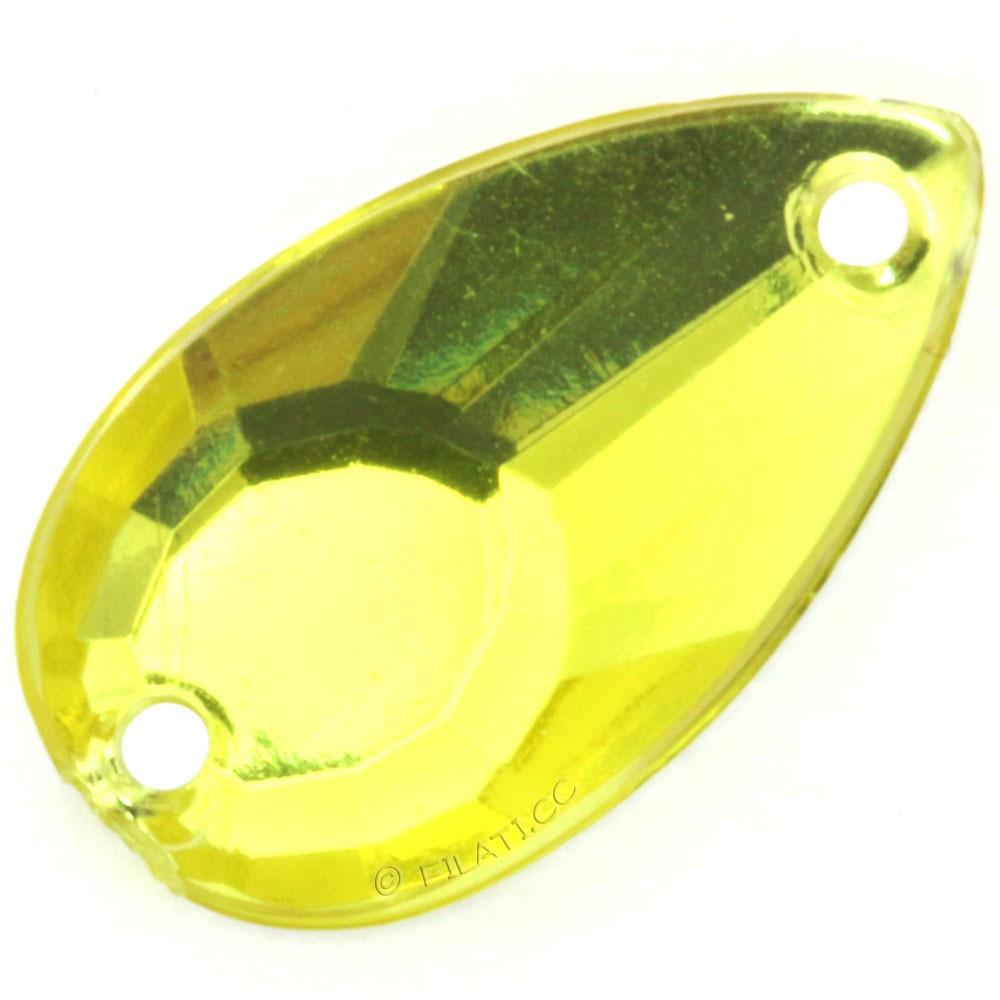 Pietra decorativa 44505/14mm   38-giallo