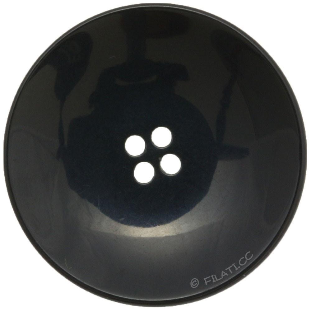 UNION KNOPF 450229/28mm   80-nero