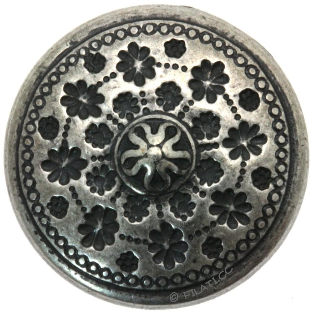 UNION KNOPF 450731/20mm | 83-argento