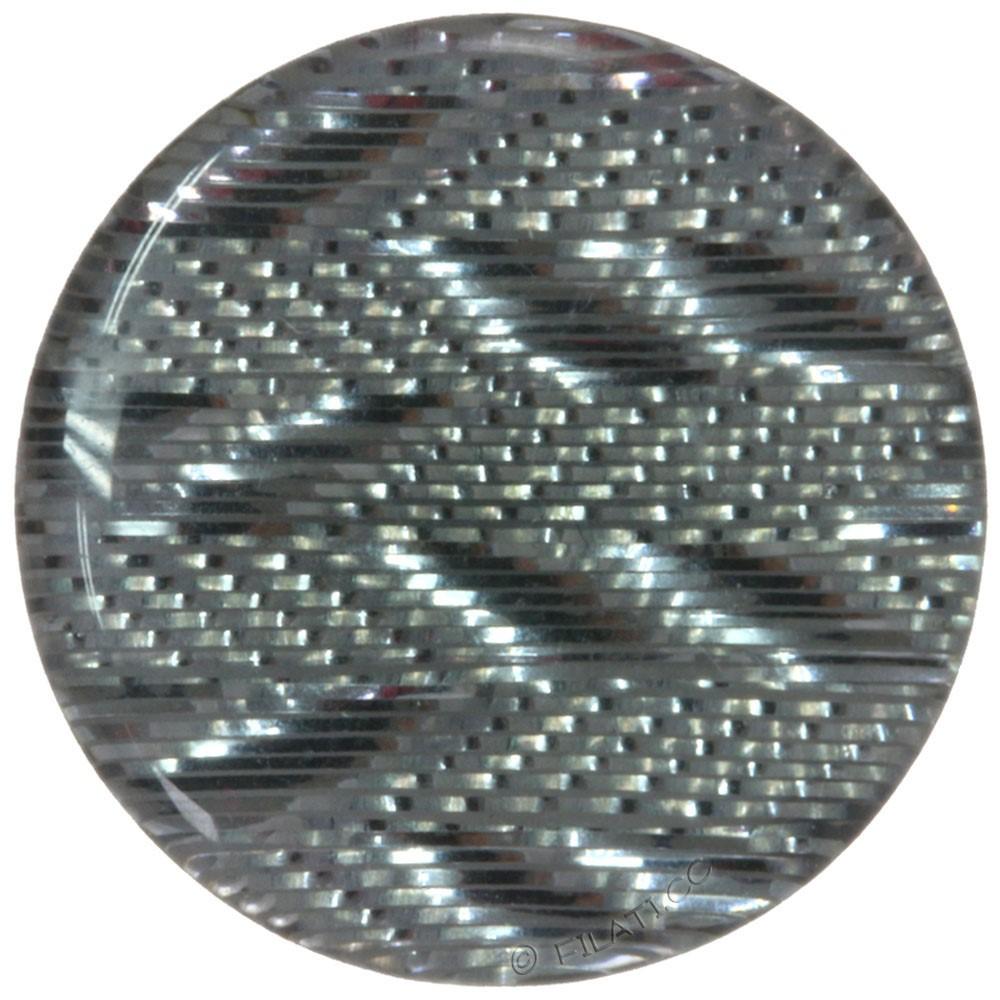 UNION KNOPF 451211/18mm | 76-grigio scuro puntinato