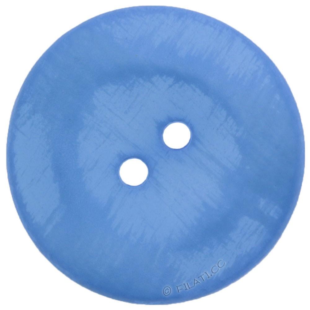 UNION KNOPF 451439/23mm | 70-blu chiaro puntinato