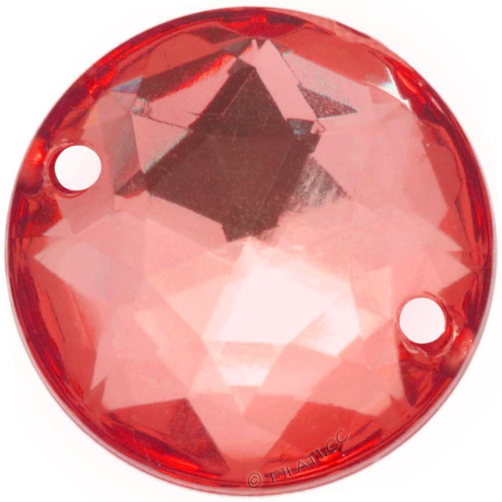 Pietra decorativa 451701/25mm | 48-rosso