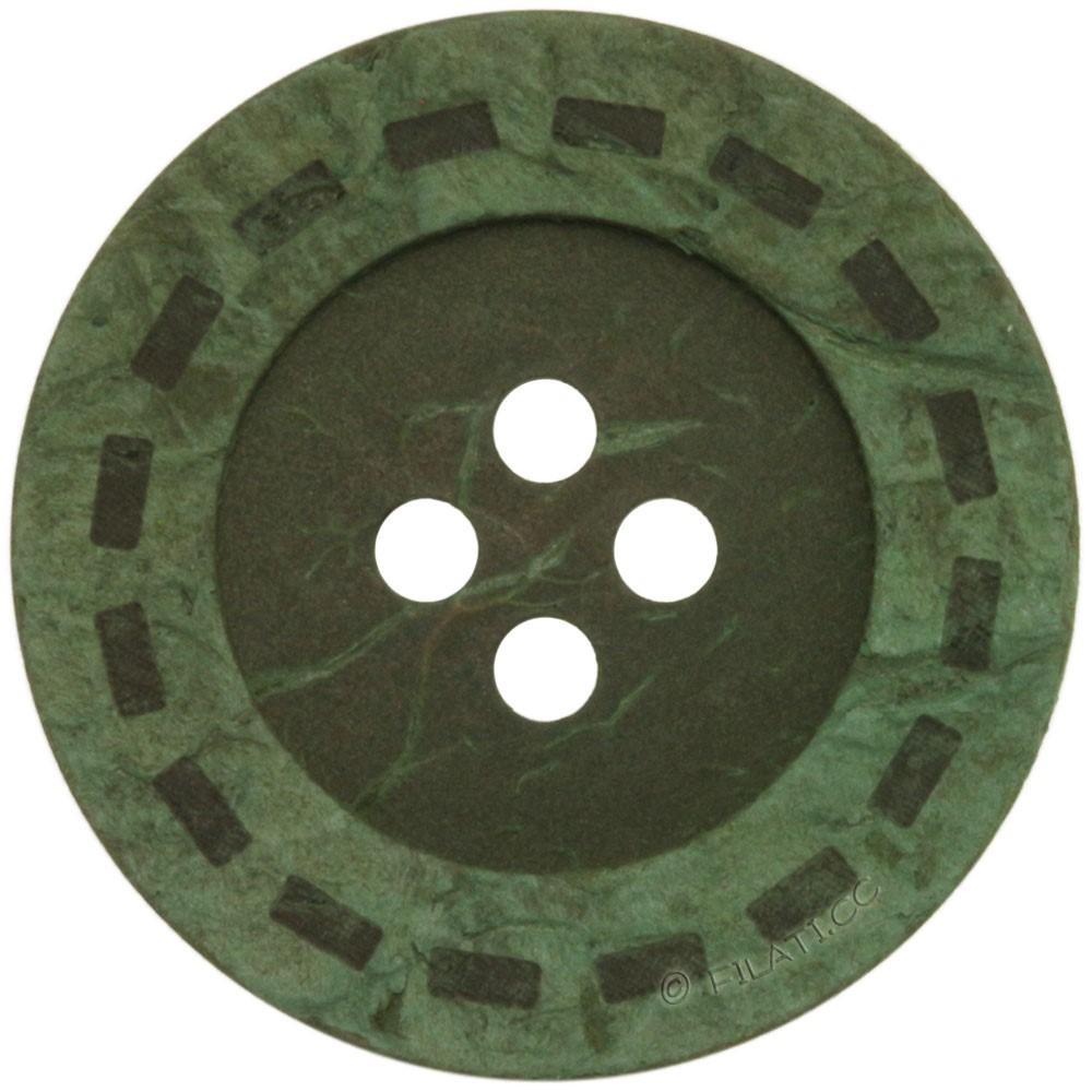 UNION KNOPF 451976/25mm | 28-verde