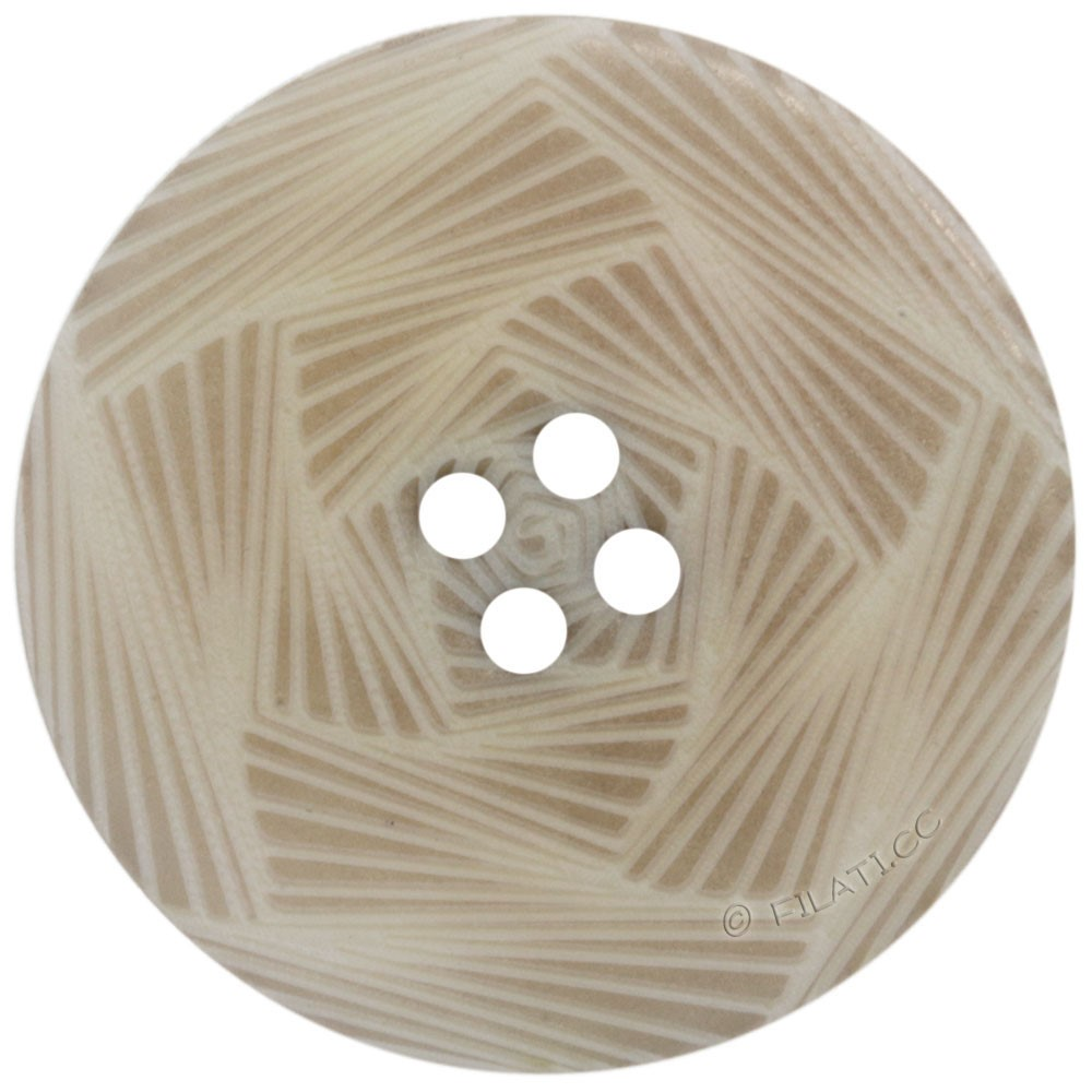 UNION KNOPF 452270/28mm   16-beige chiaro