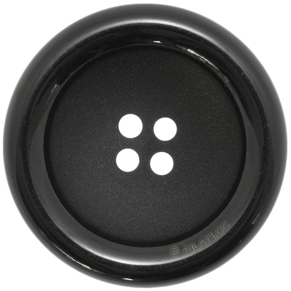 UNION KNOPF 45844/28mm | 80-nero