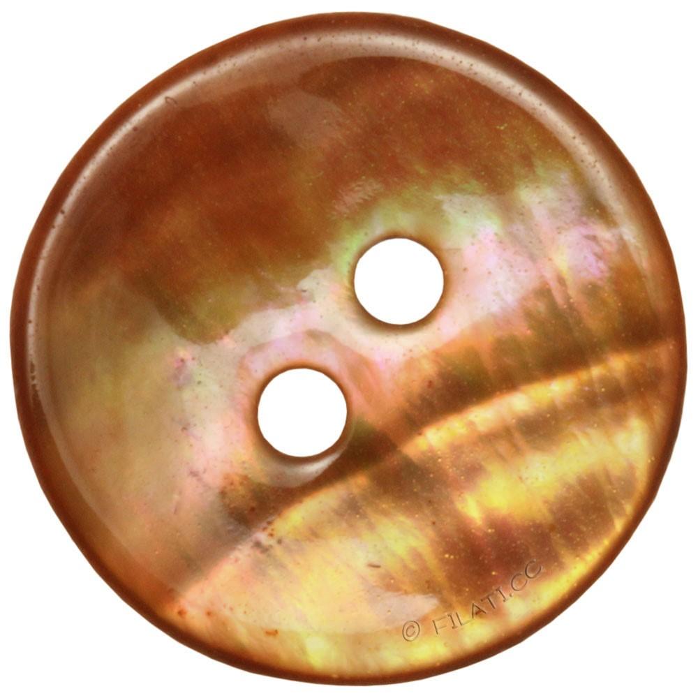 UNION KNOPF 46286/15mm | 16-arancio