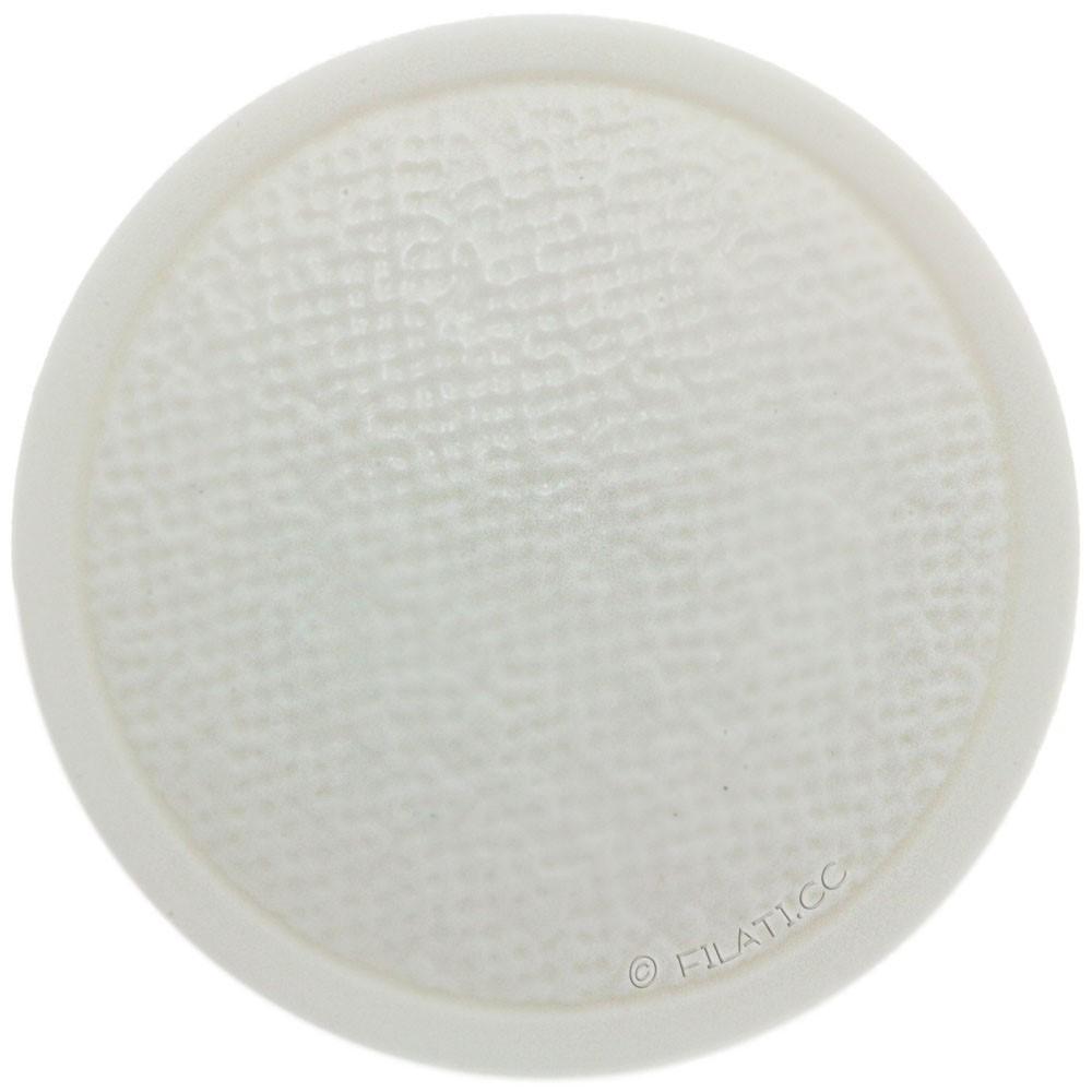 UNION KNOPF 46839/23mm | 12-bianco