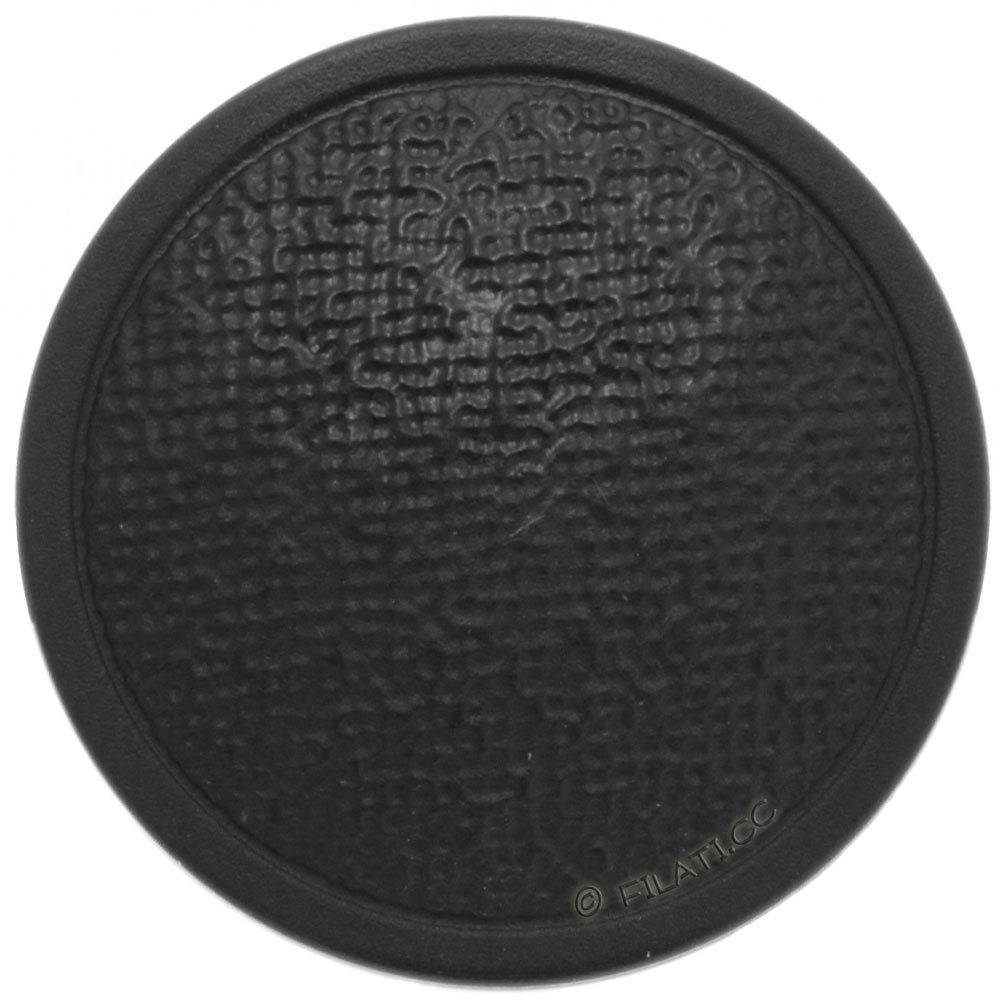 UNION KNOPF 46839/23mm | 80-nero