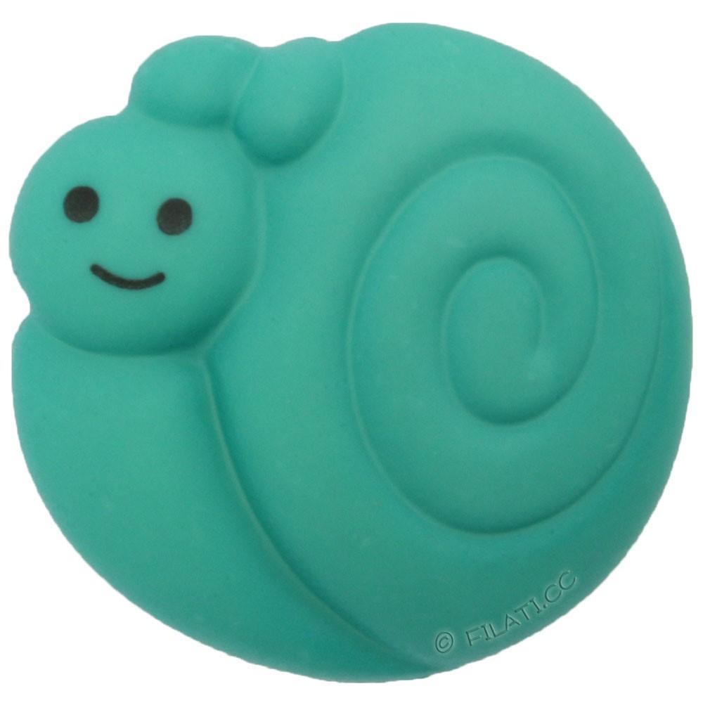 UNION KNOPF 46983/20mm | 70-blu turchese