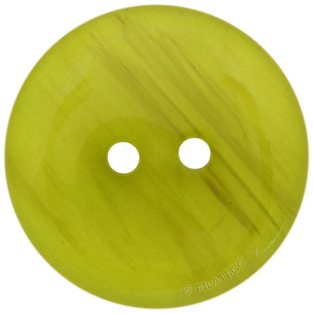 UNION KNOPF 49063/18mm   34-giallo