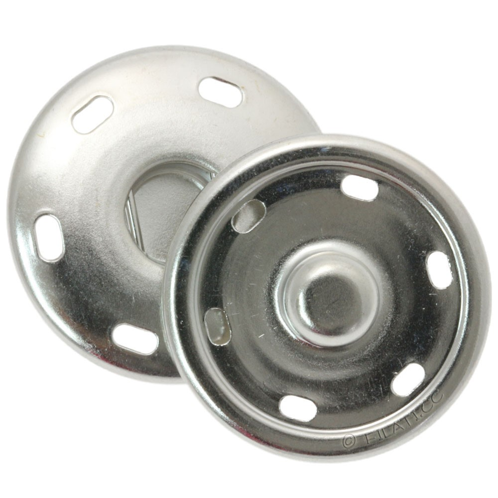 UNION KNOPF 59217/15mm | 82-argento