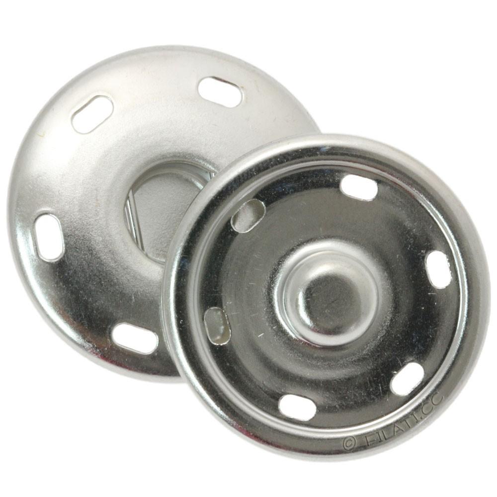 UNION KNOPF 59217/25mm | 82-argento