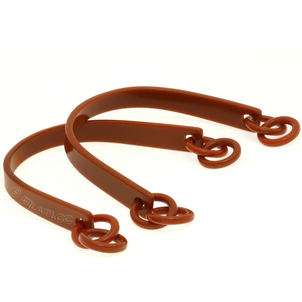 Manici borsa 59773 | 20-marrone