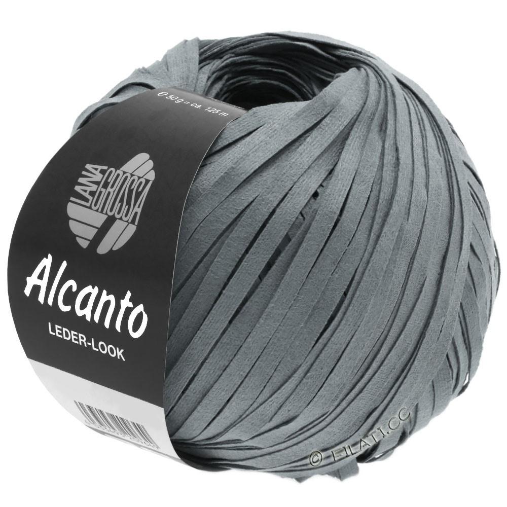 Lana Grossa ALCANTO   10-grigio scuro
