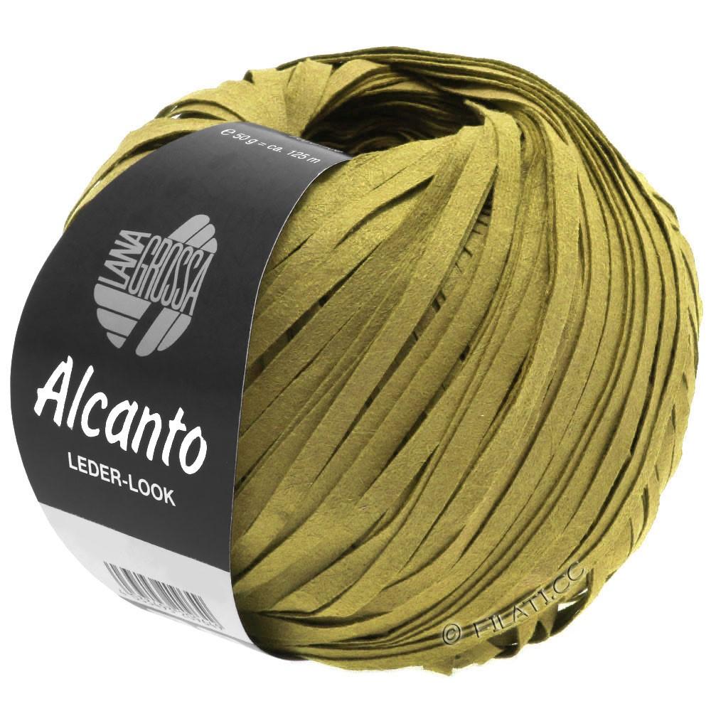 Lana Grossa ALCANTO   13-giallo oliva