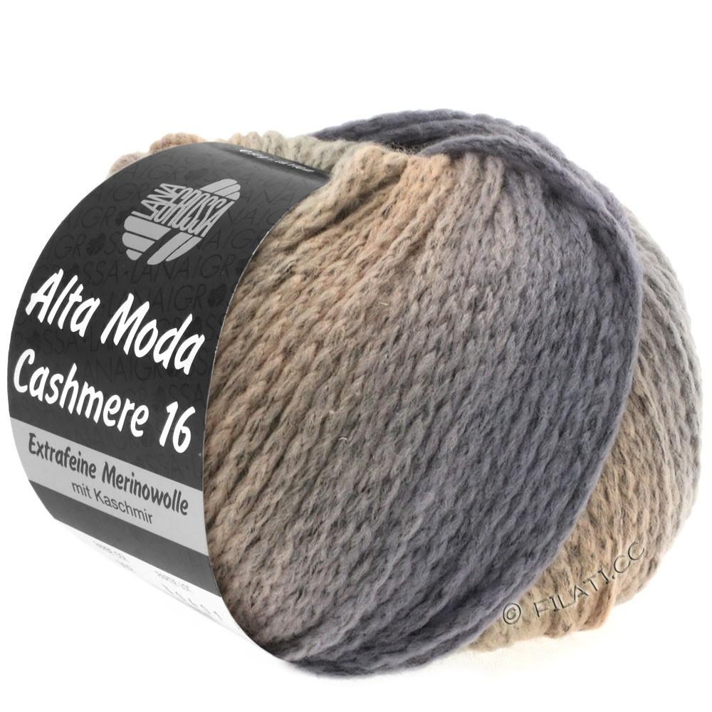 Lana Grossa ALTA MODA CASHMERE 16 Degradé   111-grigio/beige