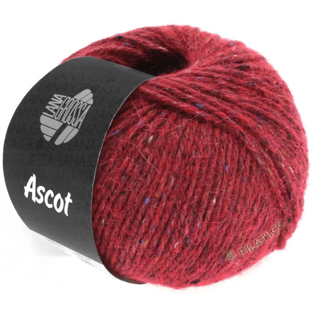 Lana Grossa ASCOT | 05-rosso vino puntinato