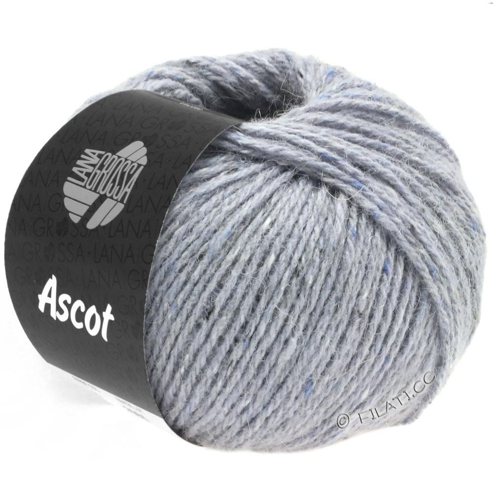 Lana Grossa ASCOT | 22-grigio lilla puntinato
