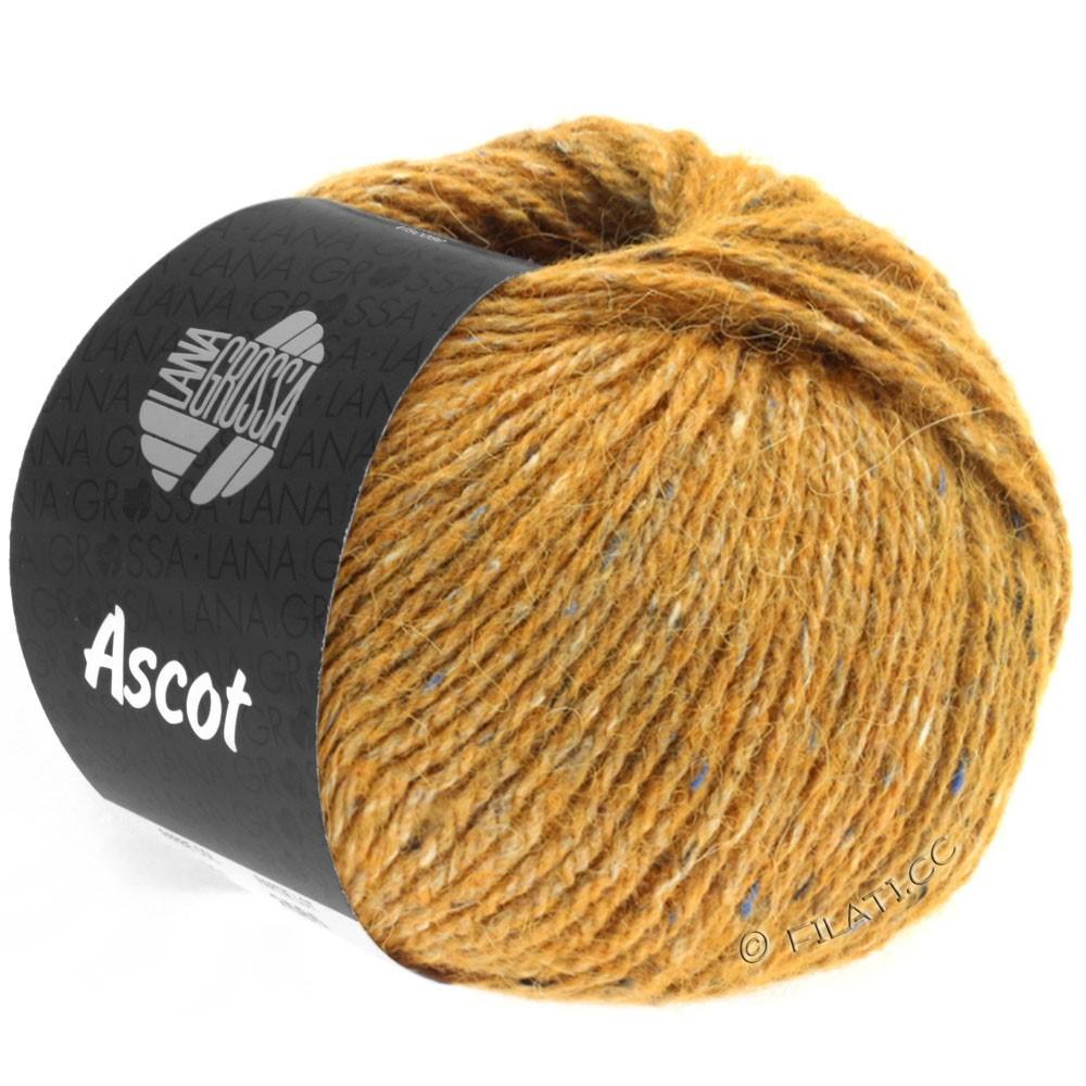 Lana Grossa ASCOT | 25-marrone dorato puntinato