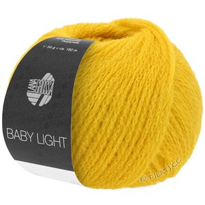 Lana Grossa BABY LIGHT | 01-giallo