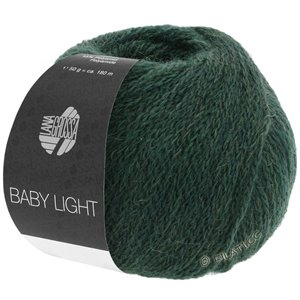 Lana Grossa BABY LIGHT | 08-verde scuro