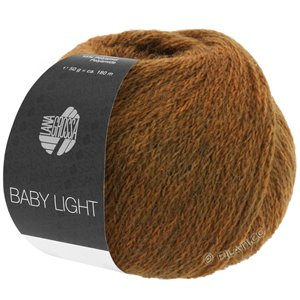 Lana Grossa BABY LIGHT | 09-marrone