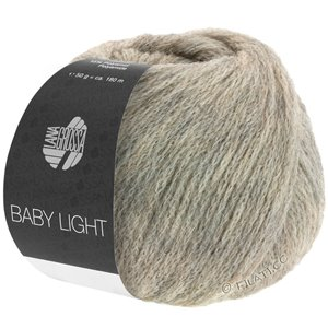 Lana Grossa BABY LIGHT | 10-beige grigio