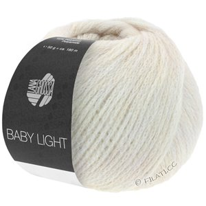 Lana Grossa BABY LIGHT | 11-natura