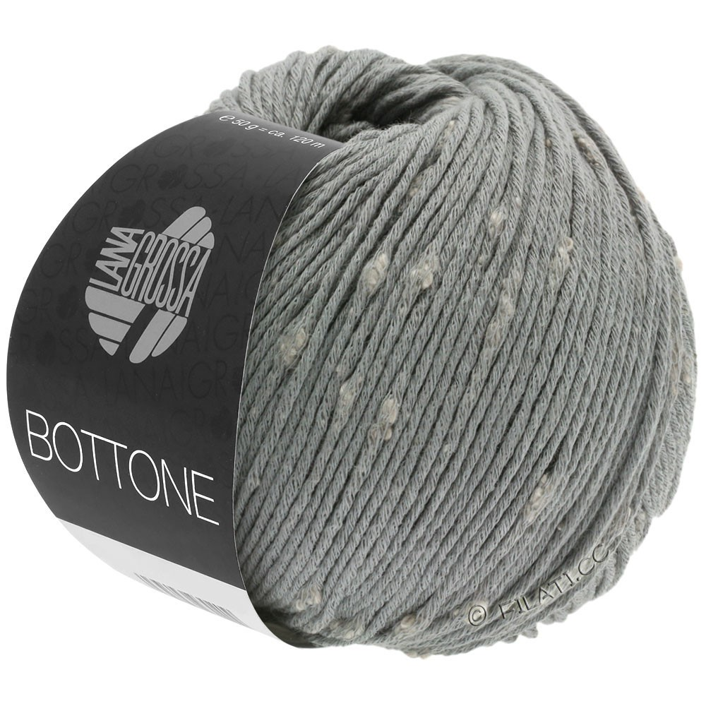 Lana Grossa BOTTONE | 12-grigio