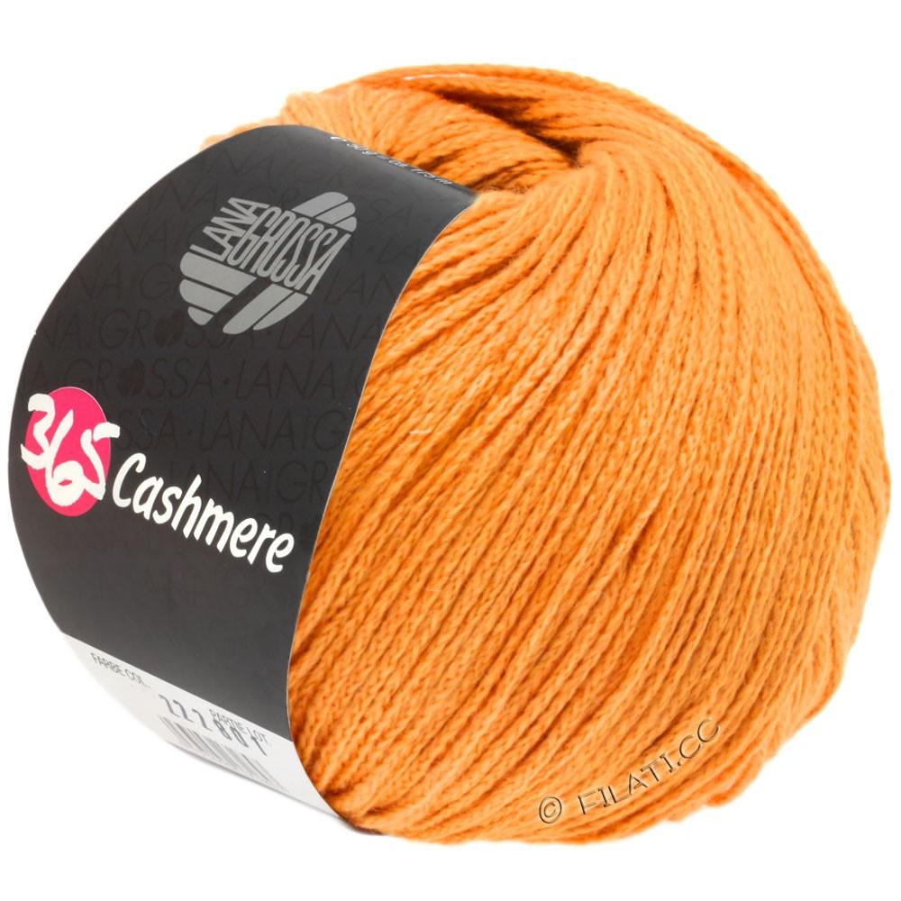 Lana Grossa 365 CASHMERE | 39-arancio