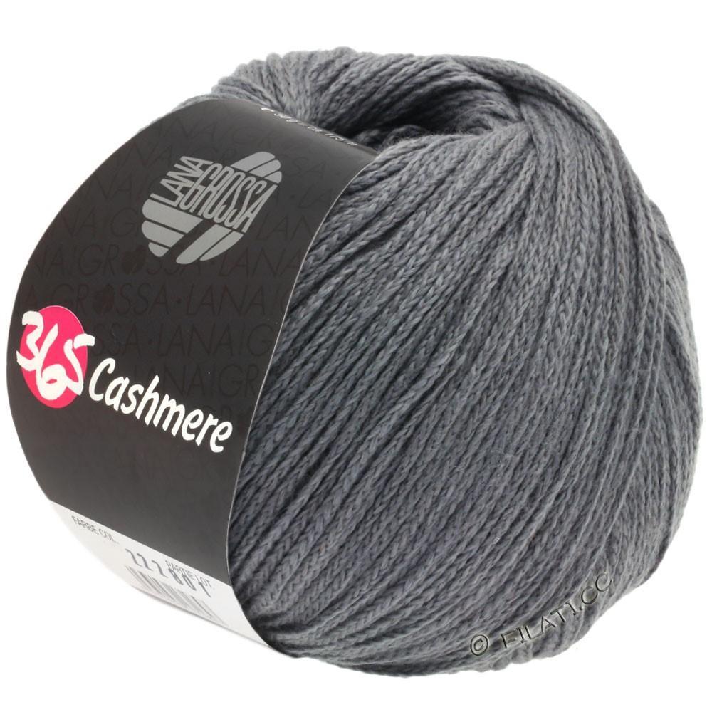 Lana Grossa 365 CASHMERE | 44-grigio scuro