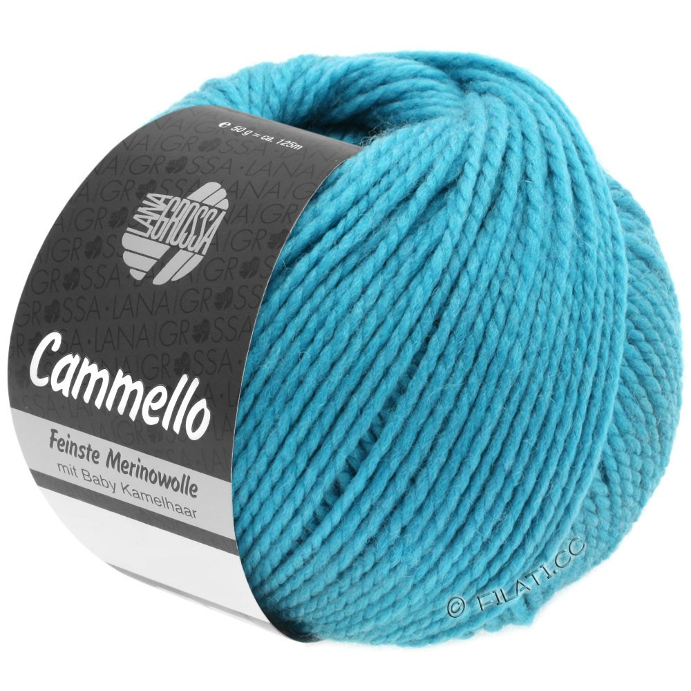 Lana Grossa CAMMELLO | 13-turchese