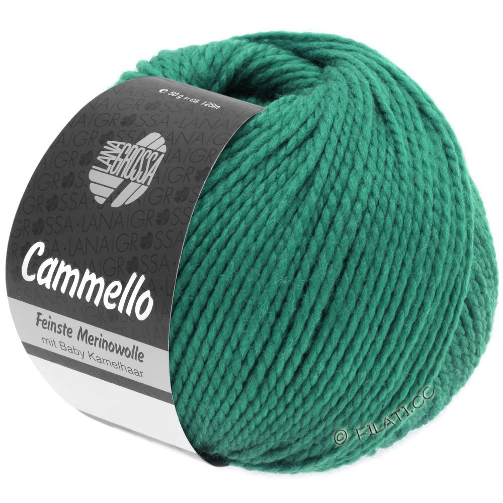 Lana Grossa CAMMELLO | 14-verde ottanio