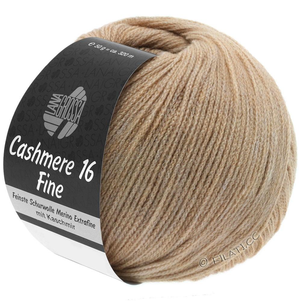 Lana Grossa CASHMERE 16 FINE Uni/Degradé | 006-sabbia
