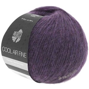 Lana Grossa COOL AIR Fine | 05-blu violetto