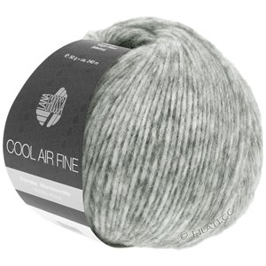Lana Grossa COOL AIR Fine | 12-grigio/natura