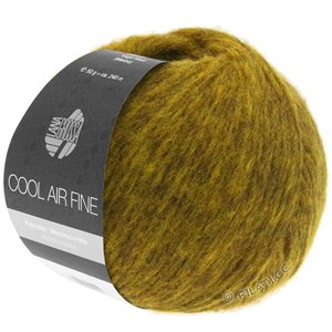Lana Grossa COOL AIR Fine | 21-giallo senape