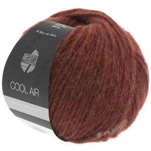 Lana Grossa COOL AIR | 05-rosso scuro