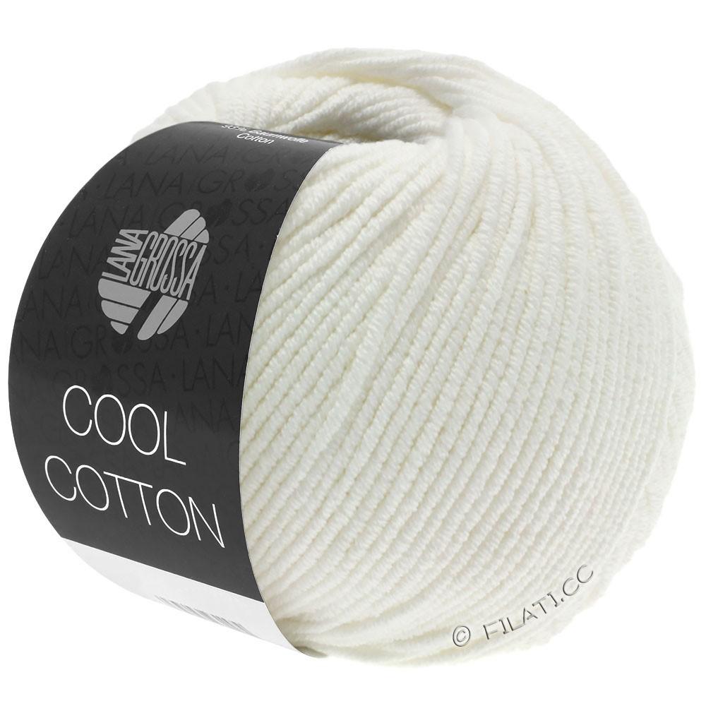 Lana Grossa COOL COTTON | 02-ecru