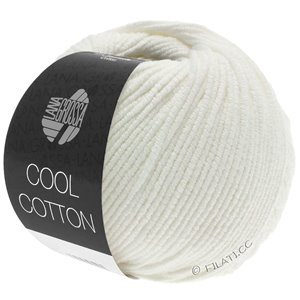 Lana Grossa COOL COTTON | 02-ecru