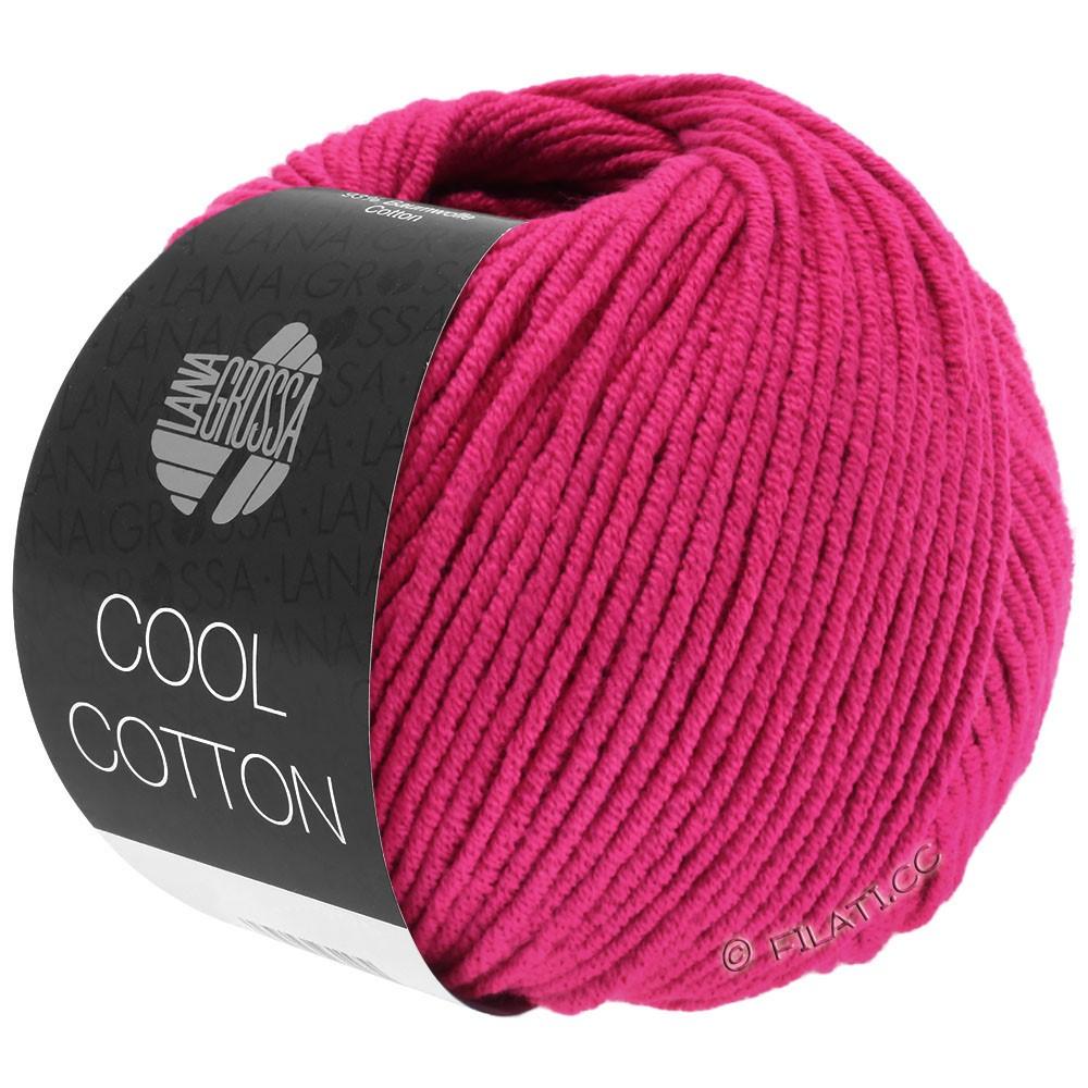 Lana Grossa COOL COTTON | 06-rosa vivo