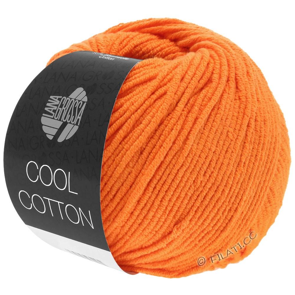 Lana Grossa COOL COTTON | 09-arancio