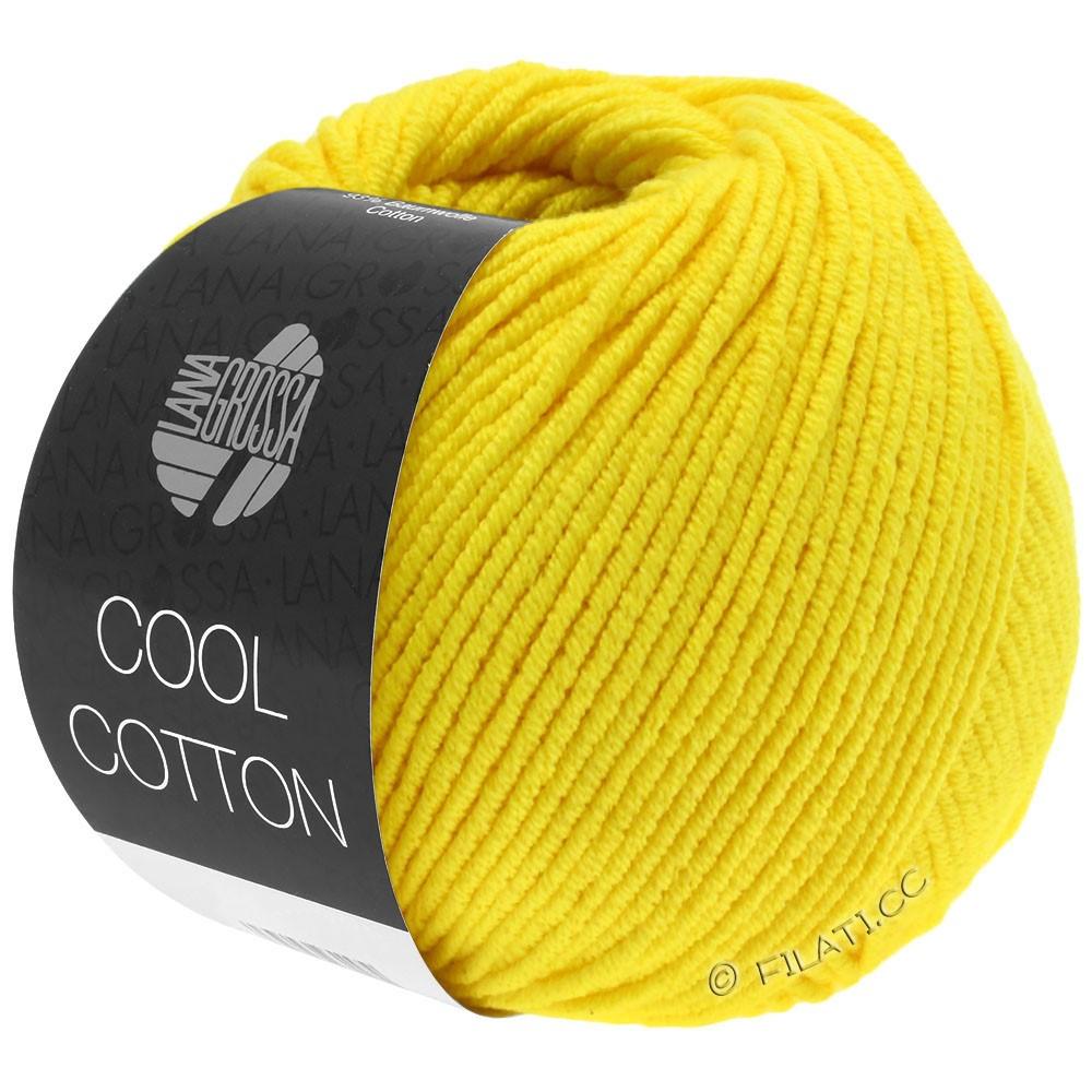 Lana Grossa COOL COTTON | 10-giallo
