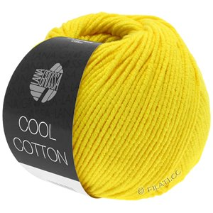 Lana Grossa COOL COTTON | 10-giallo