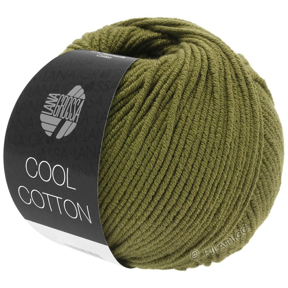 Lana Grossa COOL COTTON | 12-oliva