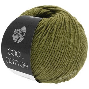 Lana Grossa COOL COTTON | 12-oliva