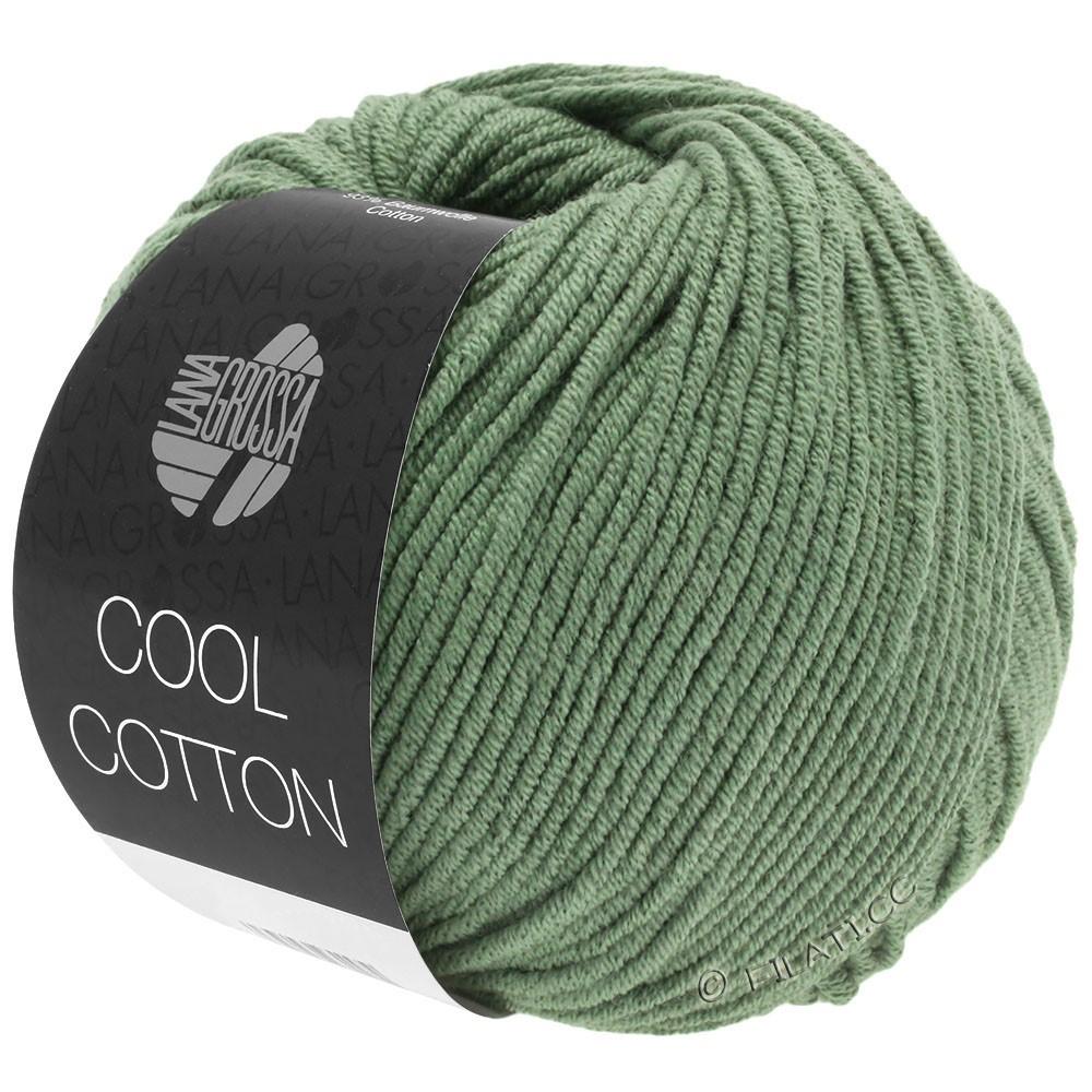 Lana Grossa COOL COTTON | 13-verde reseda