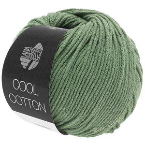 Lana Grossa COOL COTTON | 13-verde reseda