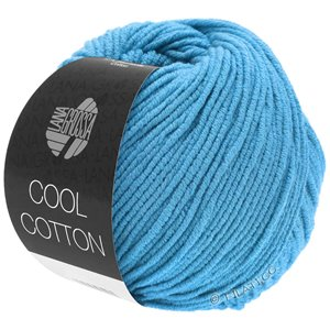 Lana Grossa COOL COTTON | 15-blu azzurro